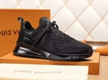 Louis Vuitton VNR Sneaker Trainer Louis Vuitton Sneakers men Louis Vuitton Shoes