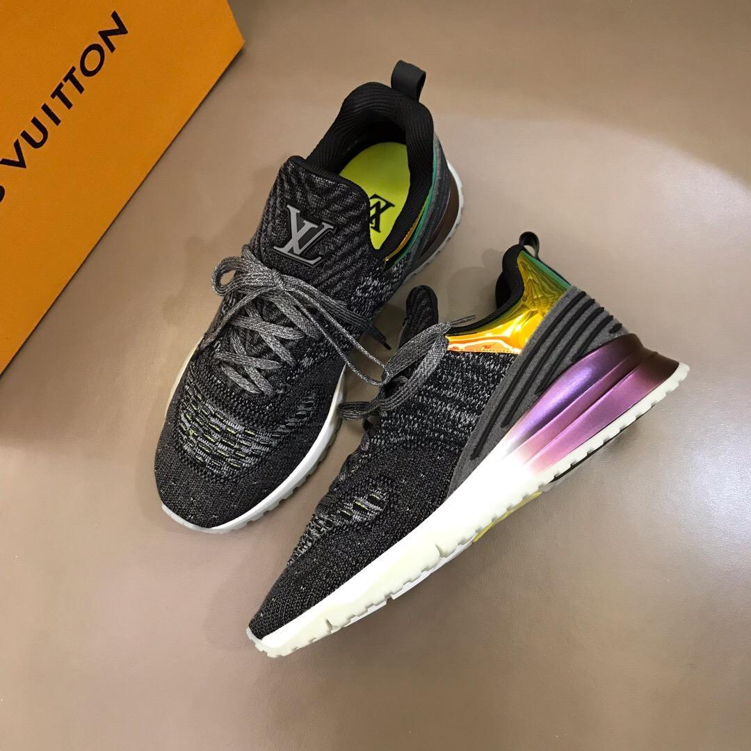 cheapest price beauty unique design Louis Vuitton VNR Sneaker Trainer Louis Vuitton Sneakers men ...