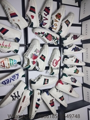 Gucci Ace embroidered sneaker Gucci shoes men Gucci shoes women Gucci shoes Sale