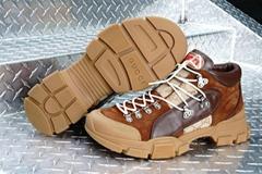 Gucci Flashtrek sneaker men Gucci women shoes Gucci men's shoes Gucci shoes Sale