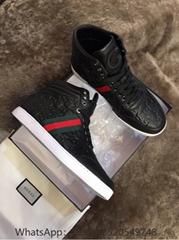 Gucci high-top sneakers men Gucci shoes online outlet discount gucci shoes men