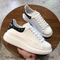 Alexander McQueen Oversized Sneakers men Alexander McQueen Sneakers Women