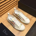 Dior Flowers Technical Canvas Sneakers Shoes Cheap Dior shoes online outlet