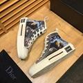 Dior High-Top Sorayama Sneakers Dior high-top Oblique Sneakers Dior Shoes men