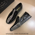 Cheap Prada shoes online outlet Prada leather shoes men Prada loafers men