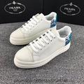 Prada Leather Sneakers replica Prada sneakers on sale Prada Sneakers for men