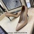 Replica Prada shoes women Cheap Prada shoes women Prada leather Pumps on sale