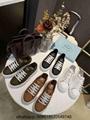 Cheap Prada leather shoes women Prada Leather Sneakers women Prada Sneakers Sale