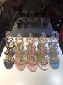 Valentino Garavani Rockstud Caged sandals 65mm replica Valentino shoes women