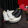 Valentino Garavani Bounce calfskin sneakers Valentino Bounce Sprayed Trainers