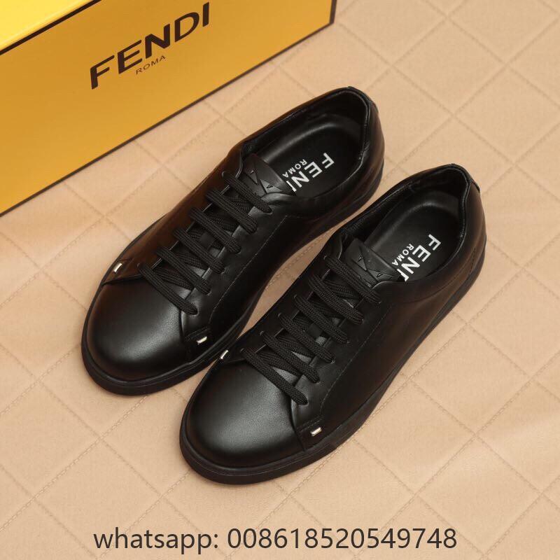 replica Fendi mens shoes Fendi Tennis