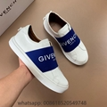 Givenchy Urban Street Sneakers Givenchy Low top Sneakers  Givenchy leather shoes