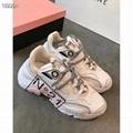 N°21 Fashion Sneakers  NO. 21 shoes women N°21 Billy Rainbow Sneakers on sale