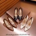Cheap Gucci shoes women Gucci Pumps Gucci leather shoes Replica Gucci women shoe