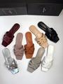 Replica Saint Laurent Tribute Sandals YSL Tribute Flats Sandals Saint Laurent