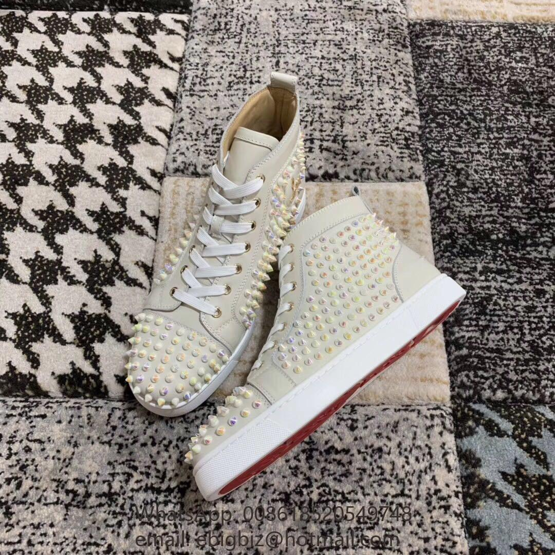 check out 17044 8b4ae Christian Louboutin Mens Shoes Louis Junior Orlato Men's ...