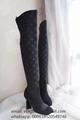 Louis Vuitton Silhouette ankle Boots Louis Vuitton women's boots Cheap LV Boots