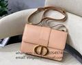 30 Montaigne flap bags in smooth calfskin replica Dior bags cheap Dior bags sale