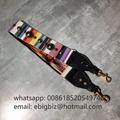 Dior Saddle Strap Dior shoulder Strap Dior Embroidered Canvas Shoulder Strap
