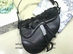 Dior Saddle bags lambski