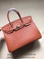 Hermes Birkin bags 30 Ostrich leather discount Hermes Birkin bags outlet
