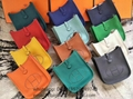 Hermes Evelyn 17mini togo leather Bags Cheap Hermes handbags online outlet