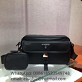 Padded Nylon Belt Bags Cheap Prada Belt Bags discount Prada bags online outlet