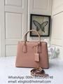 Prada Galleria Saffiano Leather Bags Prada Top Handles bags Classic Prada bags