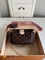 Cheap Louis Vuitton Multi Pochette Accessoires Louis Vuitton handbags on sale