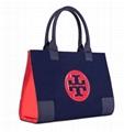 Cheap Tory Burch ELLA COLOR-BLOCK Tote Tory Burch women's handbags Price