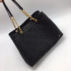Fleming Open Shoulder Bag Center Zip tote handbags            bags