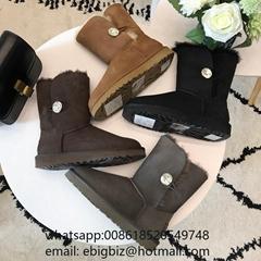 Wholesale Ugg mini boot Cheap Ugg Short Sheepskin Shearling Boots Ugg boots men