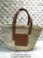 Cheap LOEWE Basket Bags Discount LOEWE Straw Bags LOEWE totes Bags on sale