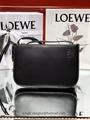 LOEWE Gate Double Zip Pouch LOEWE Clutches Cheap LOEWE bags price LOEWE handbags