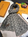 Cheap Louis Vuitton Scarf Silk LV Monogram Scarf Cheap LV Silk Scarf LV scarves
