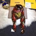 Cheap Fendi Cashmere Scarf Fendi Scarves Fendi Wraps Fendi Silk Scarf on sale