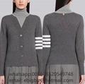 Thom Browne Cashmere Sweaters Thom Browne Knitwear Thom Browne Cardigan Dress