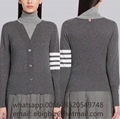 Thom Browne Cashmere Sweaters Thom Browne Knitwear Thom Browne Cardigan Dress
