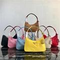 Cheap Prada Nylon Hobo Mini-Bags Wholesale Prada Bags discount Prada bags Price