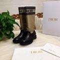 Dior D-Major boots