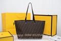 Fendi Zucca Pattern Tote Fendi Zucca handbags Cheap Fendi handbags online outlet