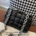 Bottega Veneta The Chain Cassette Intrecciato-leather Bags Bottega Veneta New
