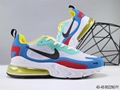 Wholesale Nike shoes Price Nike Air Max 270 React womens Cheap Nike shoes price