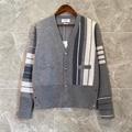 Cheap Thom Browne men's Sweaters for men Thom Browne Cardigan Sweatshirts Women 2
