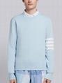 Cheap Thom Browne men's Sweaters for men Thom Browne Cardigan Sweatshirts Women 11