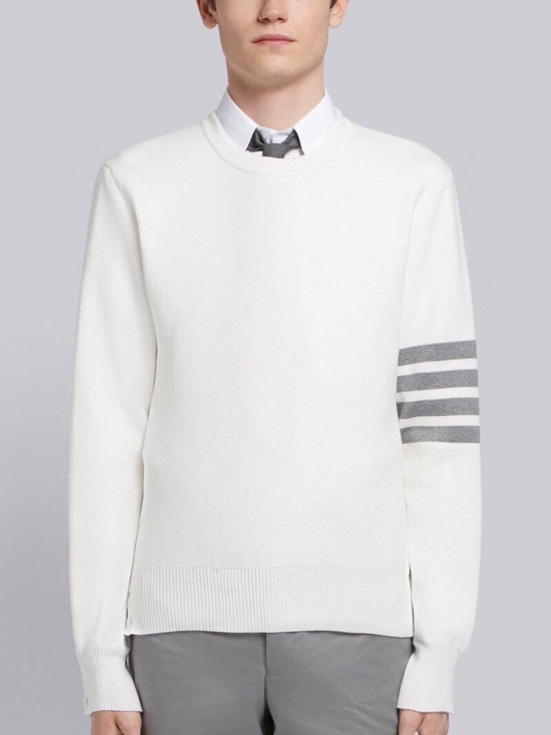 Cheap Thom Browne men's Sweaters for men Thom Browne Cardigan Sweatshirts Women 9