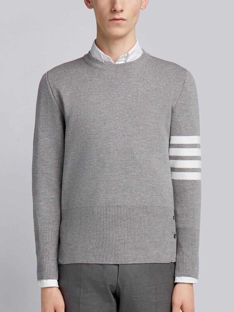 Cheap Thom Browne men's Sweaters for men Thom Browne Cardigan Sweatshirts Women 10