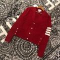 Cheap Thom Browne men's Sweaters for men Thom Browne Cardigan Sweatshirts Women 15