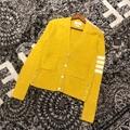 Cheap Thom Browne men's Sweaters for men Thom Browne Cardigan Sweatshirts Women 16