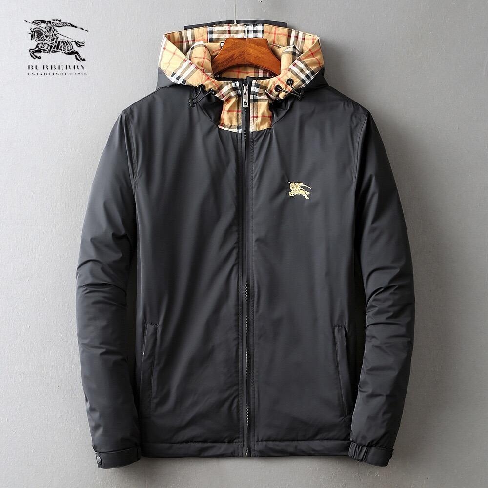 Cheap          men's Jacket discount Burebrry Jacket for men          men Coats 10